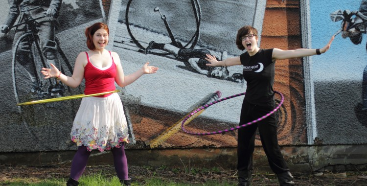 Learn to Hula Hoop!