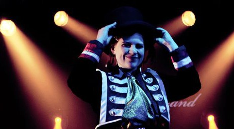 All the World's a Circus - New Cabaret Act
