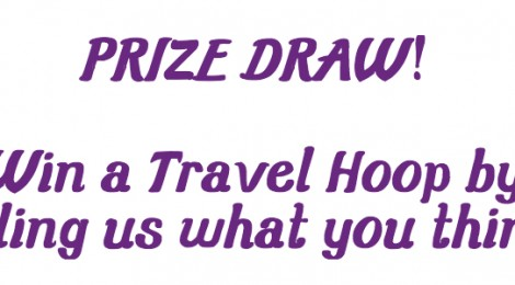 Win a Travel Hoop